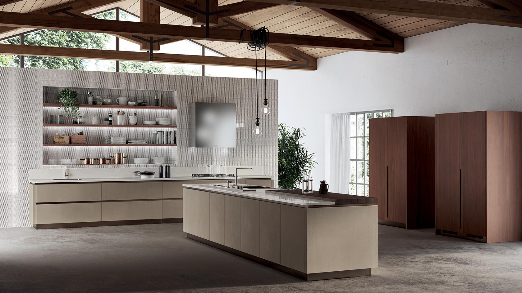Cucina Moderna Scavolini LiberaMente-Mobili incardone
