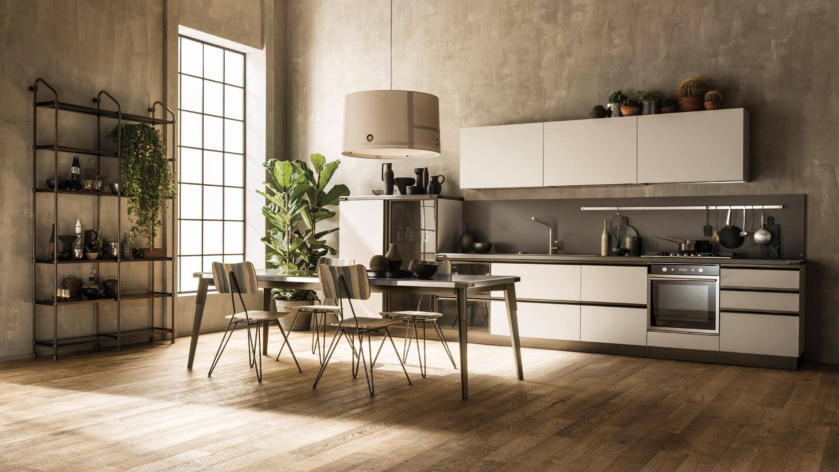 Cucina Moderna Scavolini Diesel Open Workshop-mobili incardone