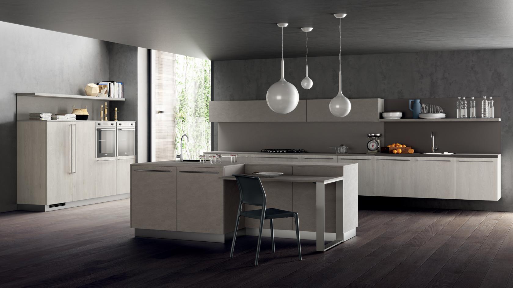 Cucina Moderna Scavolini Moodi-mobili incardone