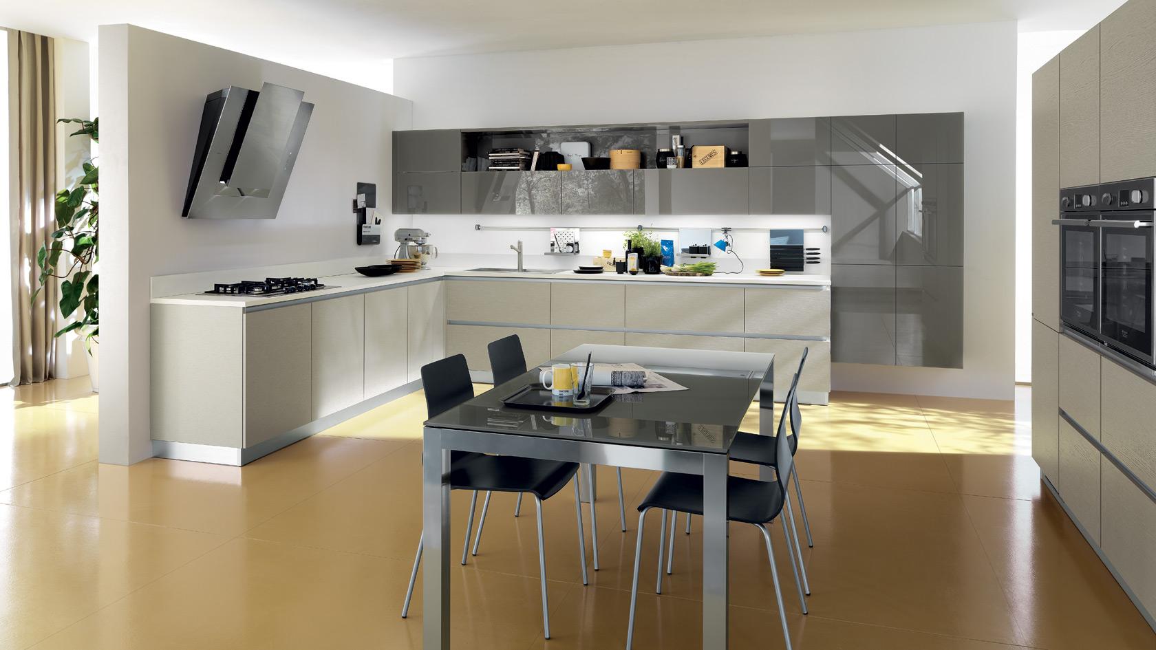 Cucina Moderna Scavolini LiberaMente | Mobili Incardone