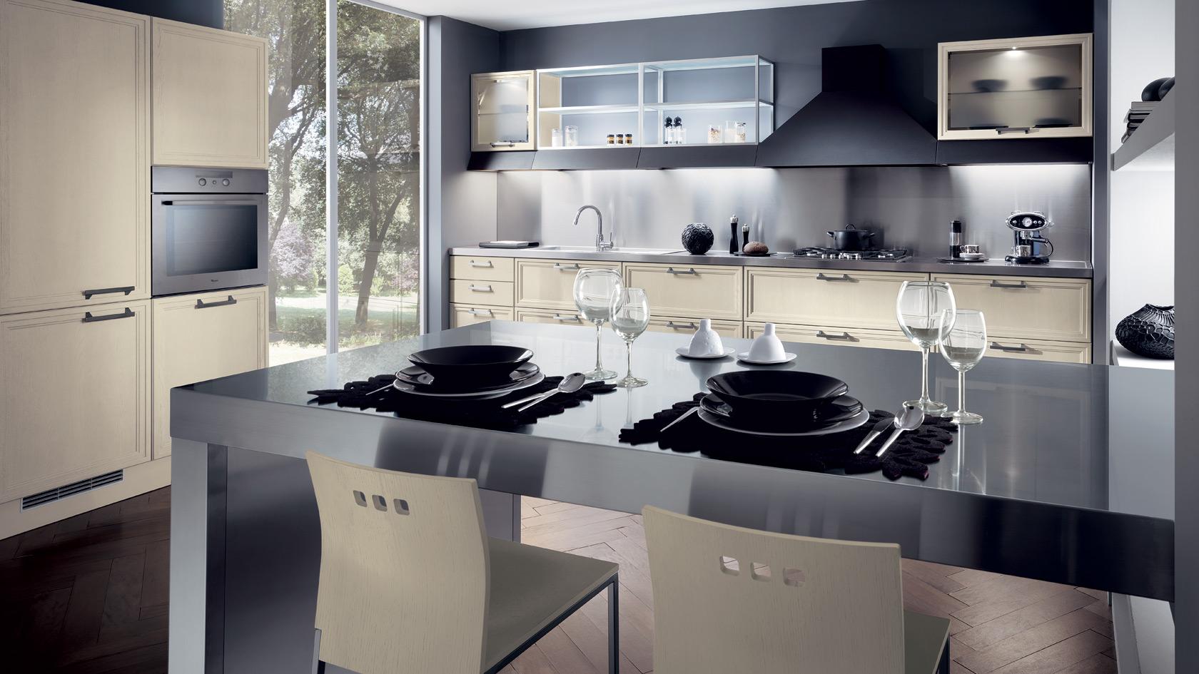 Cucina Moderna Scavolini Focus-mobili incardone