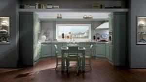 Cucina Classica Scavolini Long Island