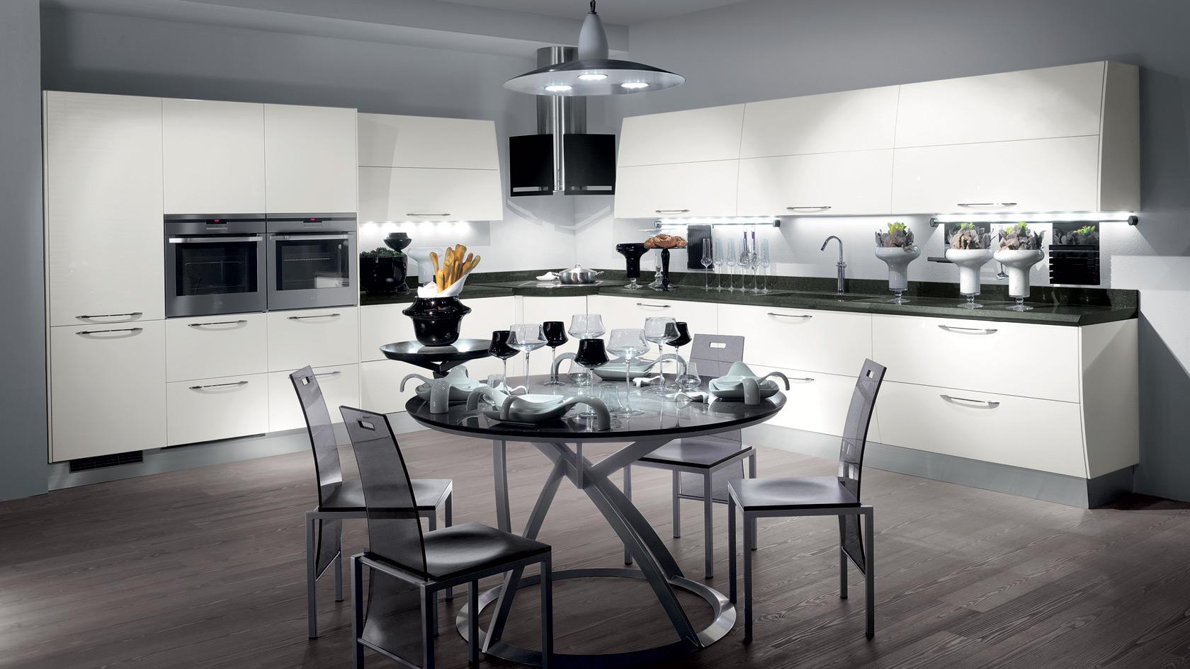 Cucina Moderna Scavolini Flux-Mobili Incardone