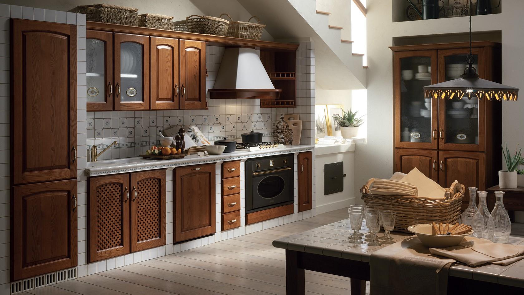 Cucina Classica Scavolini Madeleine | Mobili Incardone