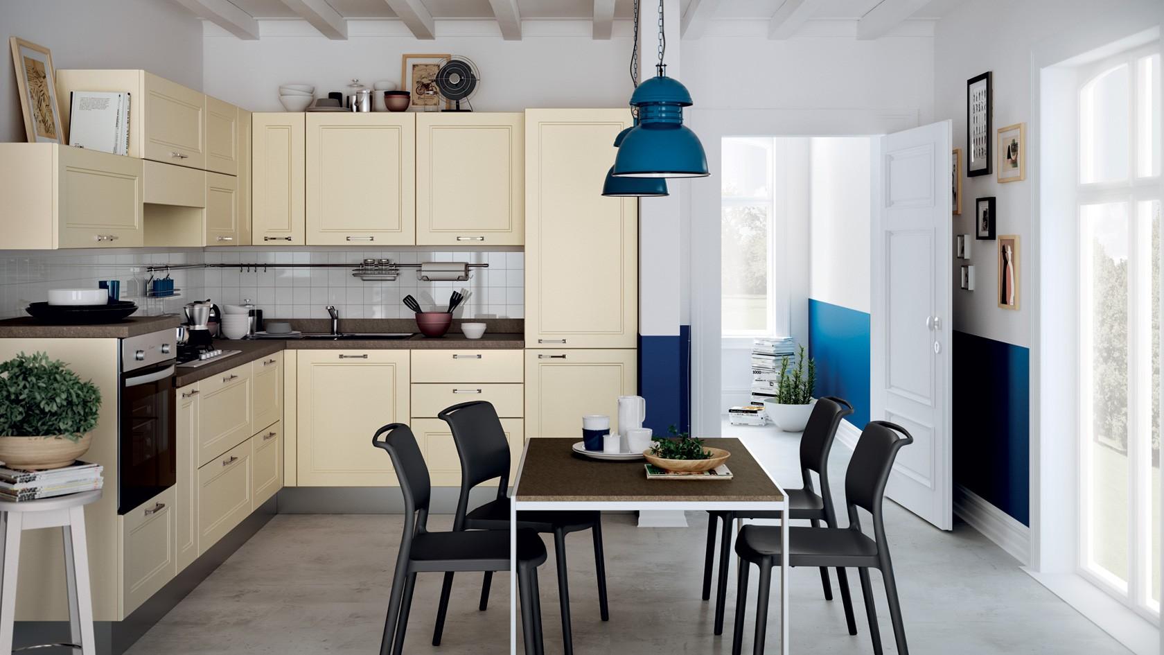 Cucina Classica Scavolini Colony | Mobili Incardone