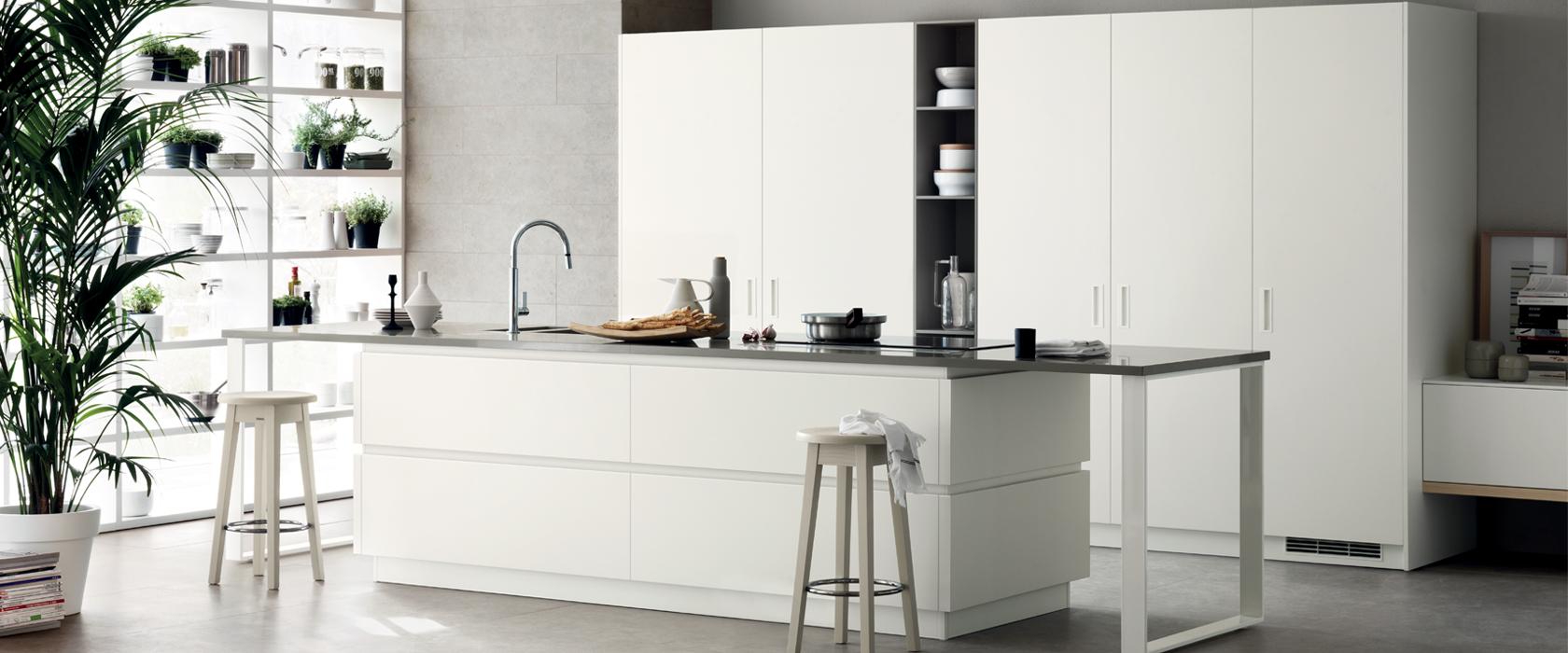 Cucina Moderna Scavolini Foodshelf-mobili incardone