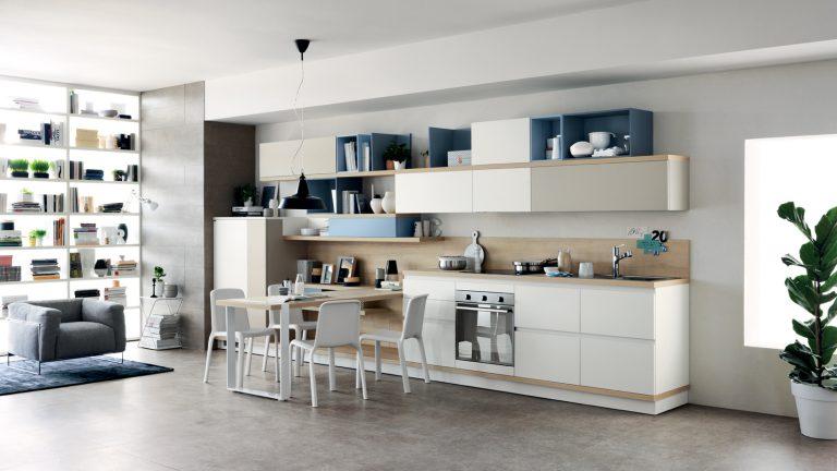 Read more about the article Cucina Moderna Scavolini Foodshelf