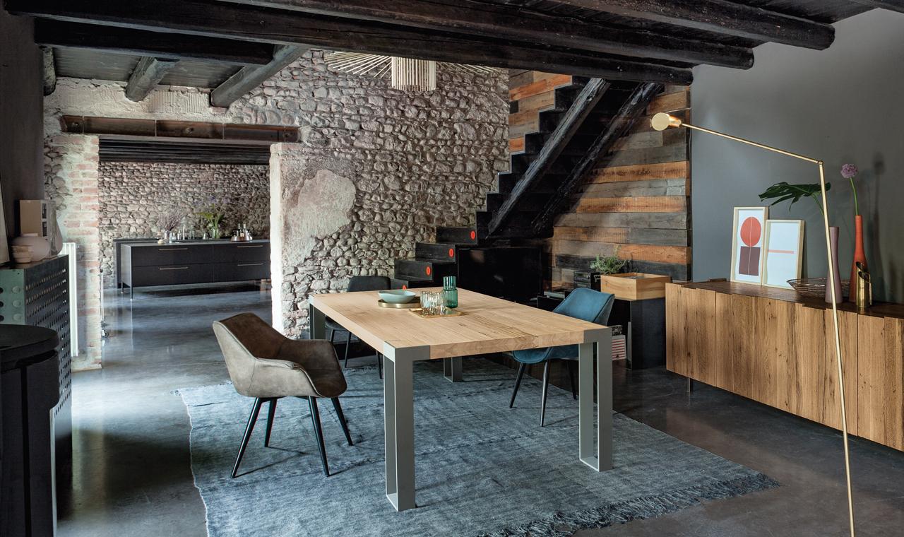 Tavoli e Sedie Devina Nais - Mobili Incardone