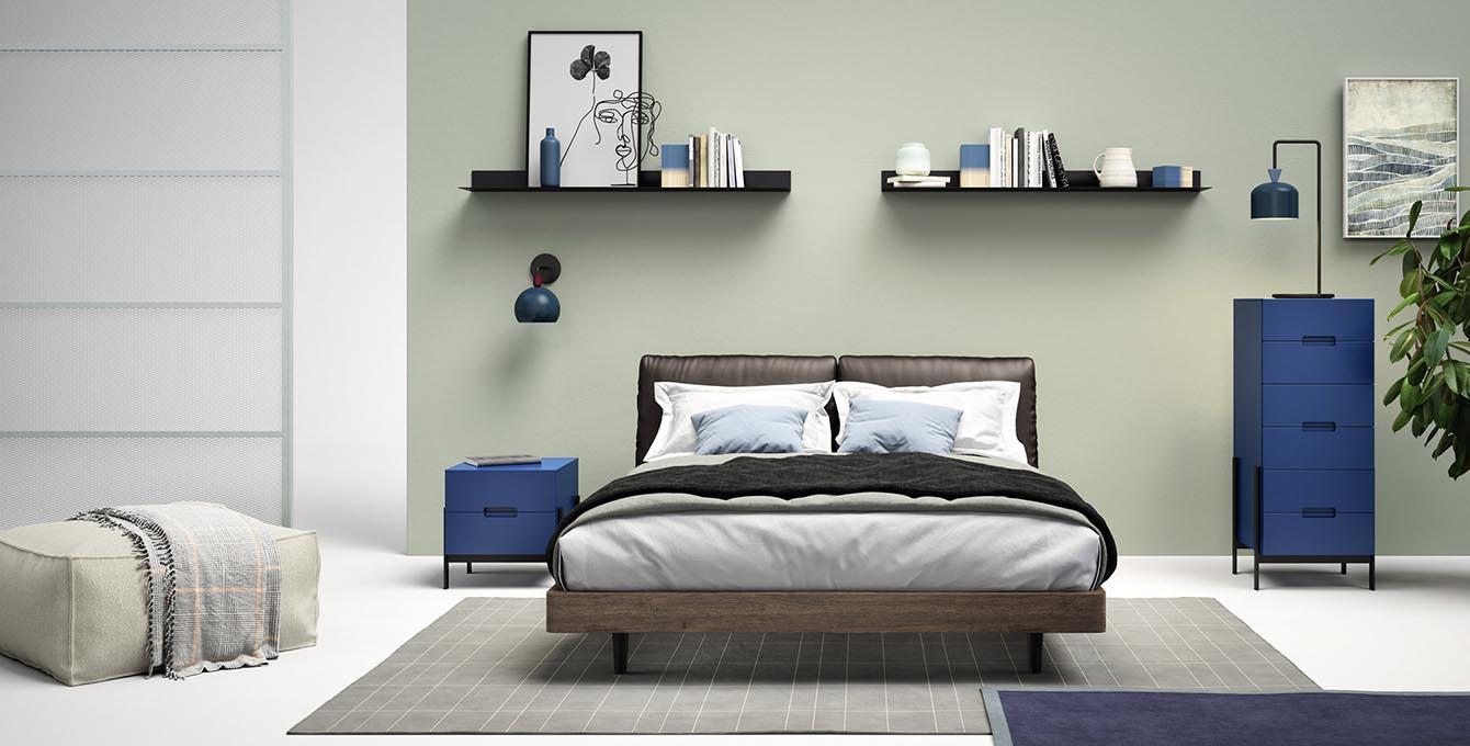 Camere da letto Novamobili - Mobili Incardone