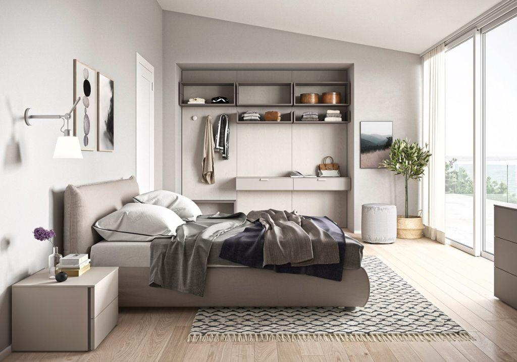 Camere da letto cinquanta3 - Mobili Incardone